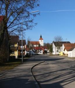 Die Irgertsheimer Dreiländerstraße