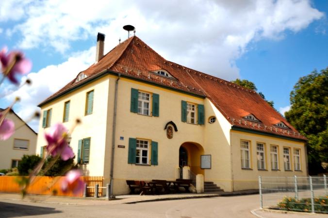 Die Alte Schule Irgertsheim (Foto: D. Wittmann)